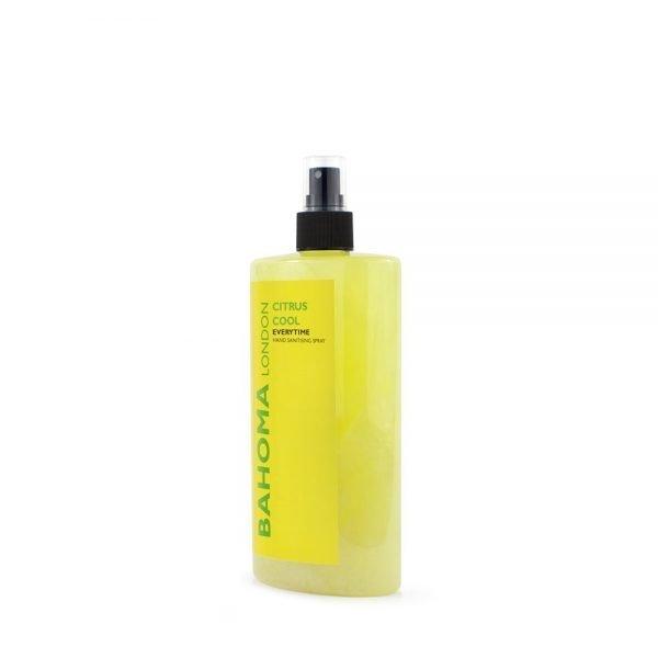 Bahoma London Citrus Cool Hand Sanitising Spray