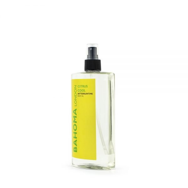 Bahoma London Citrus Cool Body Oil