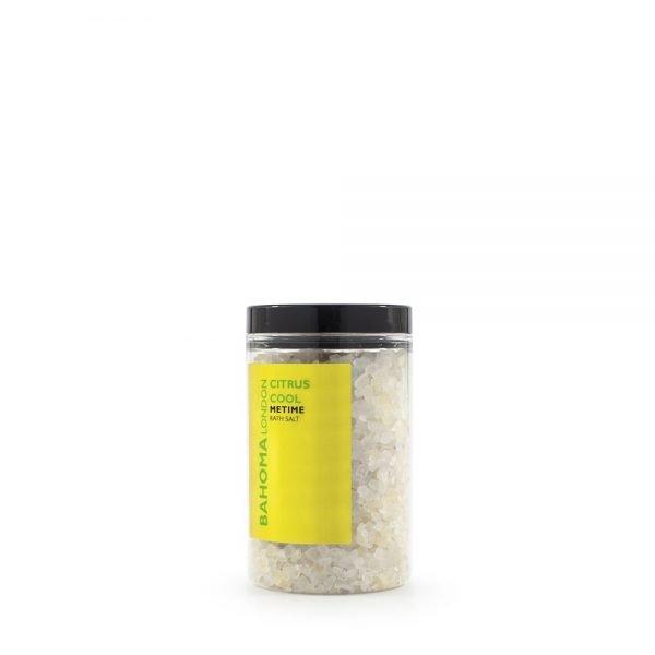 Bahoma London Citrus Cool Bath Salt