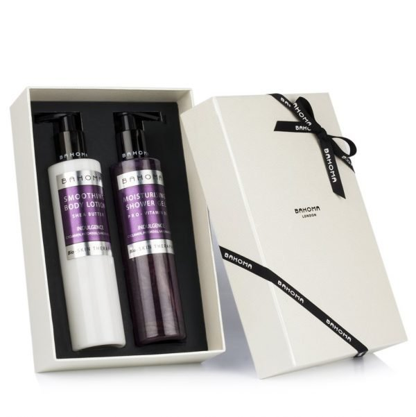 Bahoma Set of Shower Gel and Body Lotion
