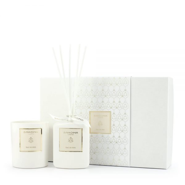 Large Fragranced Candle and 100ml Fragranced Diffuser