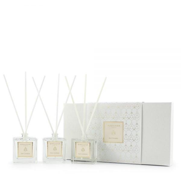 Set of three 50ml Fragranced Diffusers
