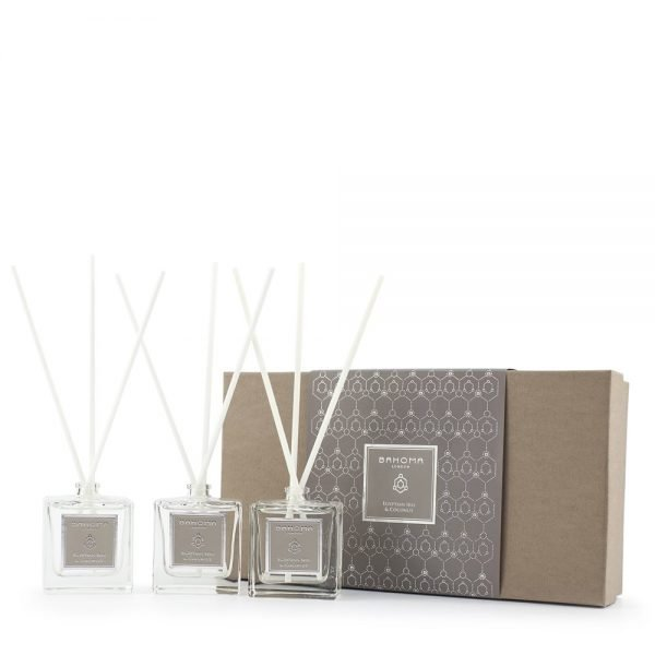 Set of three 50ml Fragranced Diffusers