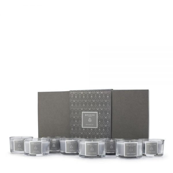 Discovery Set of 8 Fragranced Candles